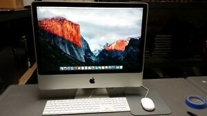 Apple iMac 2008 21′ – Un vintage, ma risorto